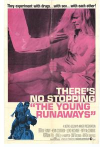 The Young Runaways - 11 x 17 Movie Poster - Style A