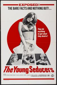 The Young Seducers - 11 x 17 Movie Poster - Style A