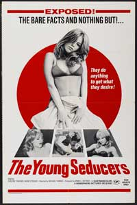 The Young Seducers - 43 x 62 Movie Poster - Bus Shelter Style A