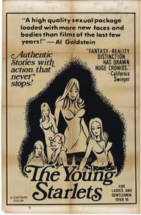 The Young Starlets - 11 x 17 Movie Poster - Style A