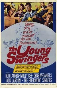 The Young Swingers - 11 x 17 Movie Poster - Style A