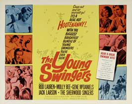 The Young Swingers - 11 x 14 Movie Poster - Style A