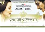 The Young Victoria - 27 x 40 Movie Poster - Swedish Style A