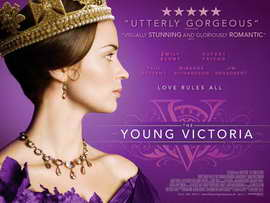 The Young Victoria - 11 x 17 Movie Poster - Style A