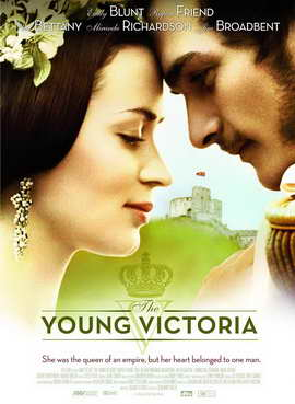 The Young Victoria - 27 x 40 Movie Poster - Style B
