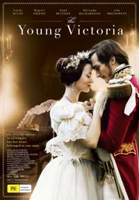The Young Victoria - 11 x 17 Movie Poster - Australian Style A