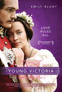 The Young Victoria - 27 x 40 Movie Poster - Canadian Style A