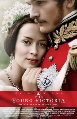 The Young Victoria - 11 x 17 Movie Poster - Style C