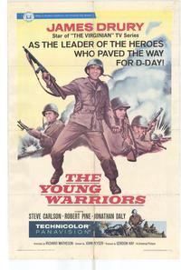 The Young Warriors - 27 x 40 Movie Poster - Style A
