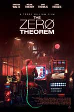 """The Zero Theorem"" Movie Poster"