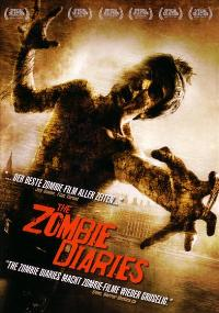 The Zombie Diaries - 27 x 40 Movie Poster - German Style A