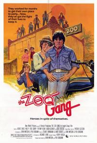The Zoo Gang - 11 x 17 Movie Poster - Style A
