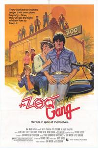 The Zoo Gang - 27 x 40 Movie Poster - Style A