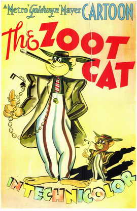 The Zoot Cat - 11 x 17 Movie Poster - Style A