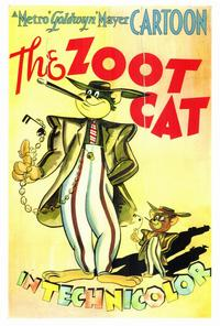 The Zoot Cat - 27 x 40 Movie Poster - Style A