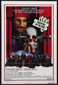 Theater of Blood - 27 x 40 Movie Poster - Style A