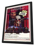 Theatre of Blood - 11 x 17 Movie Poster - Style A - in Deluxe Wood Frame