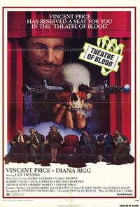 Theatre of Blood - 27 x 40 Movie Poster - Style A