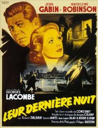 Their Last Night - 27 x 40 Movie Poster - French Style A