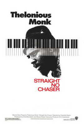 Thelonious Monk: Straight, No Chaser - 11 x 17 Movie Poster - Style A