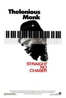 Thelonious Monk: Straight, No Chaser - 27 x 40 Movie Poster - Style A