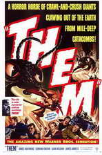 Them! - 11 x 17 Movie Poster - Style A