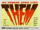 Them! - 22 x 28 Movie Poster - Half Sheet Style A