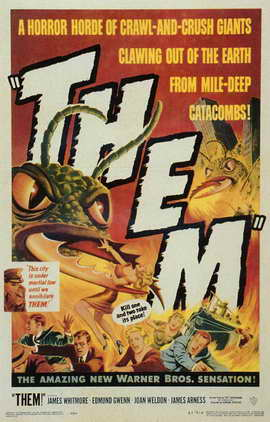 Them! - 11 x 17 Movie Poster - Style B