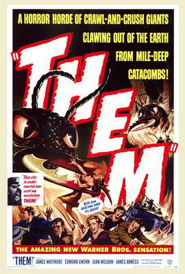 Them! - 27 x 40 Movie Poster - Style A