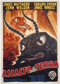 Them! - 11 x 17 Movie Poster - Italian Style A