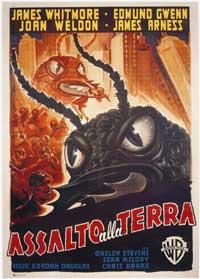 Them! - 27 x 40 Movie Poster - Italian Style B
