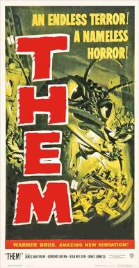 Them! - 11 x 17 Movie Poster - Style D