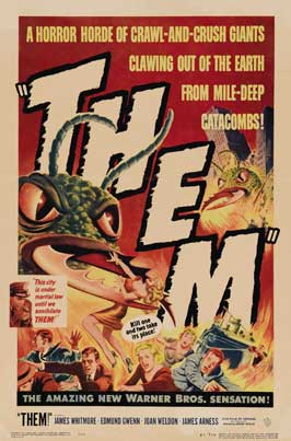 Them! - 27 x 40 Movie Poster