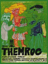 Themroc - 11 x 17 Movie Poster - French Style A