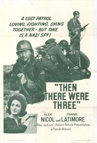 Then There Were Three - 27 x 40 Movie Poster - Style A