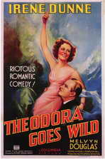 Theodora Goes Wild - 11 x 17 Movie Poster - Style A