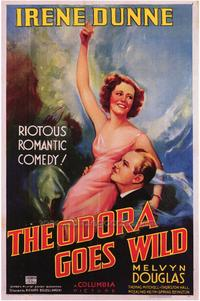 Theodora Goes Wild - 43 x 62 Movie Poster - Bus Shelter Style A