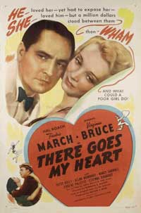 There Goes My Heart - 27 x 40 Movie Poster - Style A