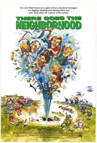 There Goes the Neighborhood - 11 x 17 Movie Poster - Style A
