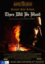 There Will Be Blood - 27 x 40 Movie Poster - Australian Style B