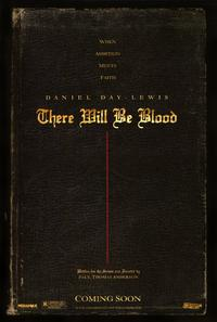 There Will Be Blood - 27 x 40 Movie Poster - Style A