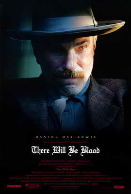 There Will Be Blood - 27 x 40 Movie Poster - Style B