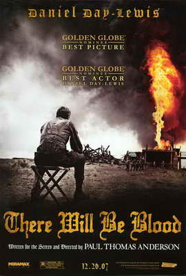 There Will Be Blood - 27 x 40 Movie Poster - Style C