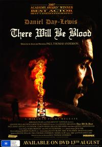 There Will Be Blood - 11 x 17 Poster Australian Style B