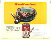 There's a Girl in My Soup - 11 x 14 Movie Poster - Style A