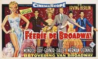 There's No Business Like Show Business - 27 x 40 Movie Poster - Belgian Style A