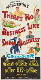 There's No Business Like Show Business - 20 x 40 Movie Poster - Style A