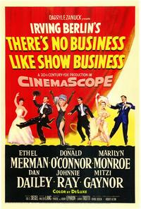 There's No Business Like Show Business - 11 x 17 Movie Poster - Style A