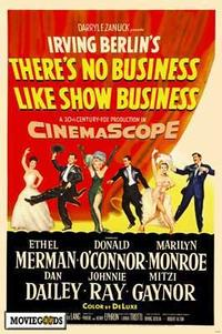 There's No Business Like Show Business - 43 x 62 Movie Poster - Bus Shelter Style A