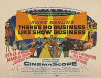 There's No Business Like Show Business - 11 x 14 Movie Poster - Style A